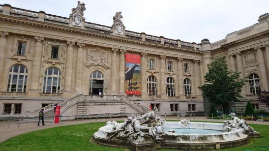 Grand Palais Galeries Nationales Entrée Champs-Elysées Paris artdone