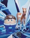 Jeff Koons Boy with Pony 1995 2008
