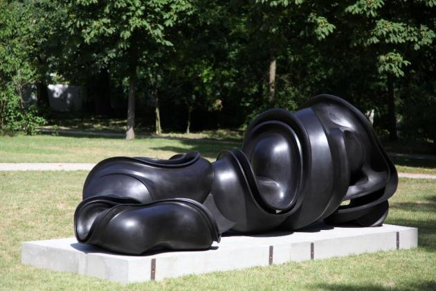 Tony Cragg Early Forms 2001'