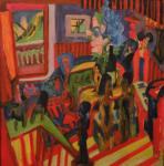 Ernst Ludwig Kirchner Studio Corner Atelierecke 1919 20 Nationalgalerie Staatliche Museen zu Berlin