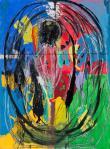 Jim Dine 20 Second Dream of Africa 2016
