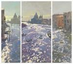 Ken Howard Venice Triptych
