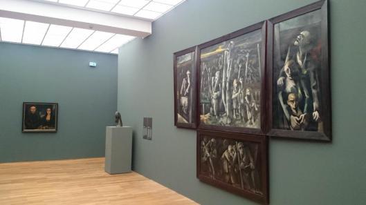 die-schwarzen-jahre-geschichten-einer-sammlung-1933-1945-exhibition-view-hamburger-bahnhof-berlin-artdone