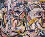 jackson-pollock-circumcision-1946-peggy-guggenheim-collection-venice