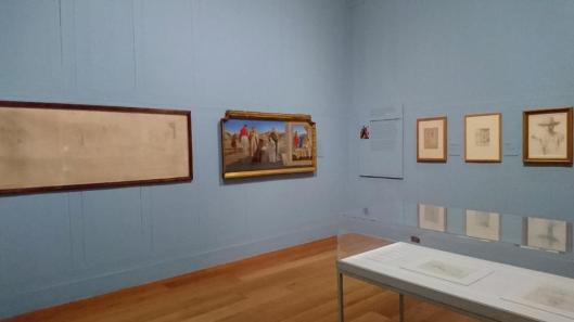 winifred-knights-exhibition-view-dulwich-picture-gallery-london-artdone