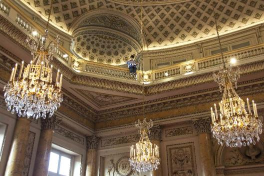 maurizio-cattelan-untitled-2003-monnaie-de-paris-exhibition-view