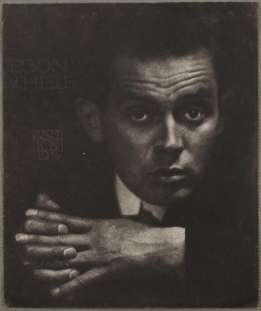 anton-josef-trcka-portrait-of-egon-schiele-1914