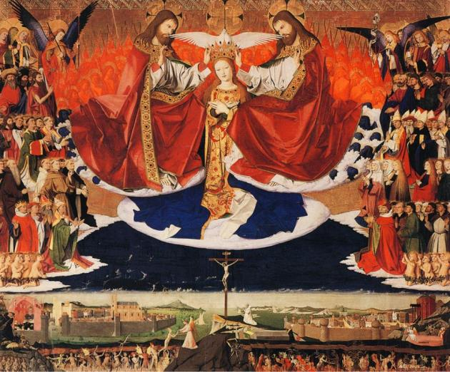 enguerrand-quarton-coronation-of-the-virgin-1454-musee-pierre-de-luxembourg-villeneuve-les-avignon