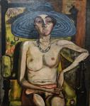 alice-neel-rhoda-myers-with-blue-hat-1930-priv-coll