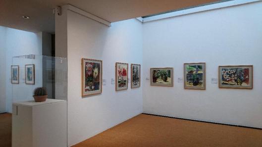 exotische-welten-kakteen-und-ausereuropaische-blutenpflanzen-im-werk-von-emil-nolde-und-karl-schmidt-rottluff-exhibition-view-brucke-museum-berlin-artdone
