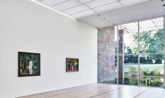 kandinsky-marc-der-blaue-reiter-exhibition-view-fondation-beyeler-basel