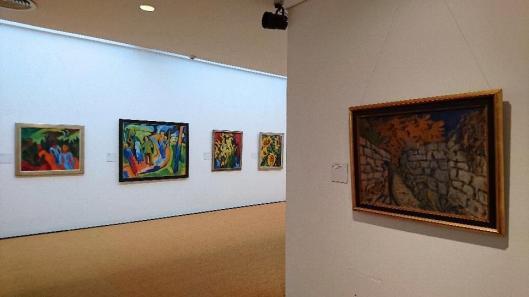 wege-des-expressionismus-gemalde-und-graphik-der-kunstlergruppe-brucke-exhibition-view-brucke-museum-berlin-artdone